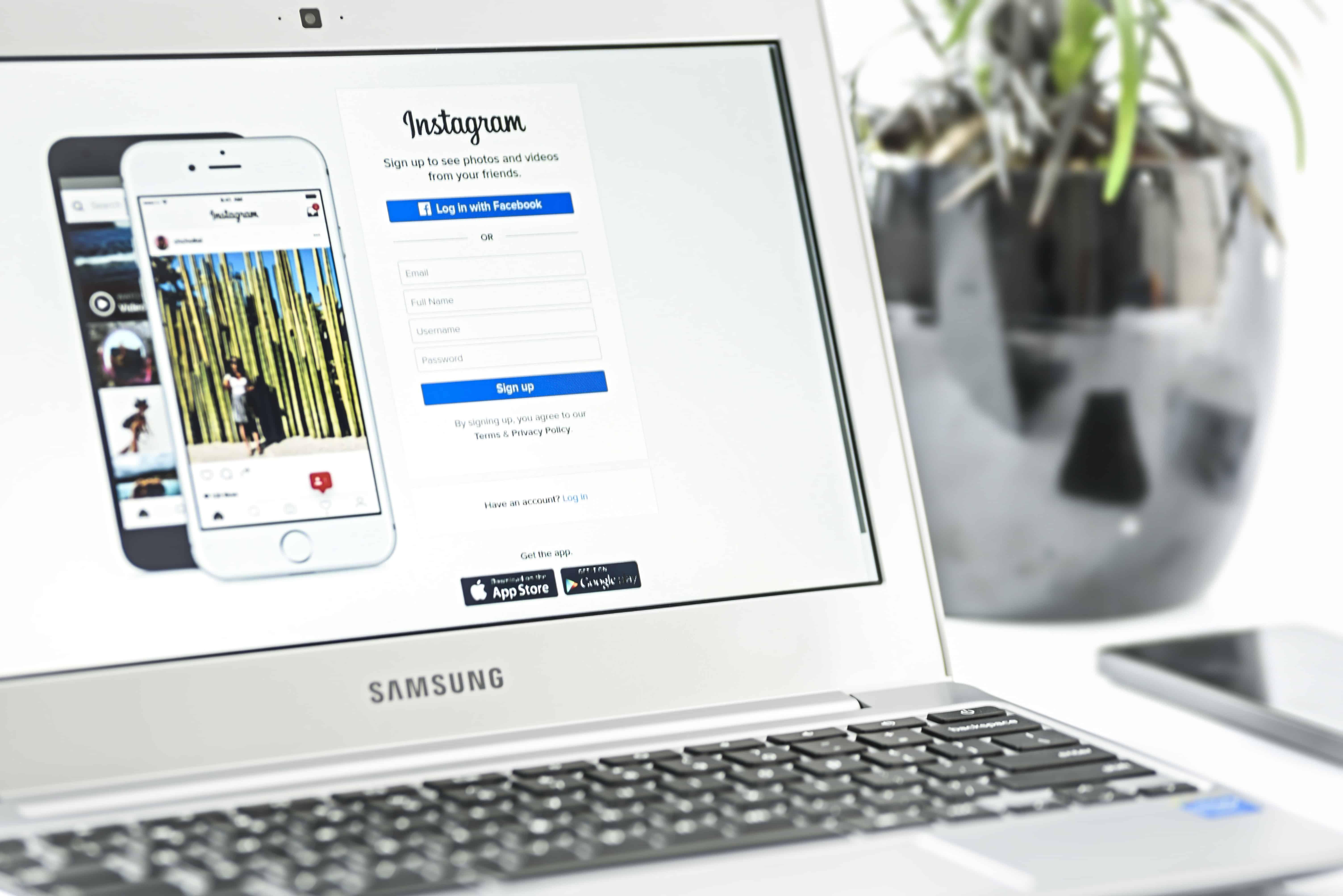 Using Instagram ~ Chill Digital Marketing