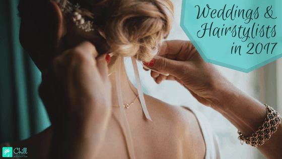 Weddings & Hairstylists in 2017