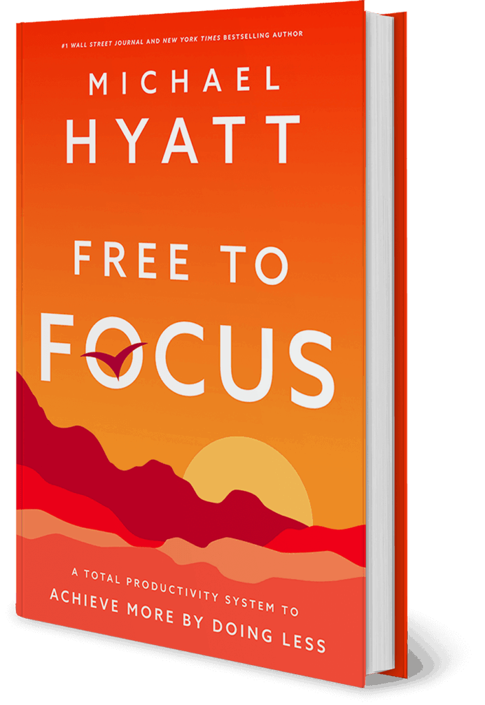 Free To Focus: A Productivity Strategy