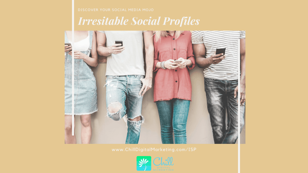 Irresistible Social Profiles
