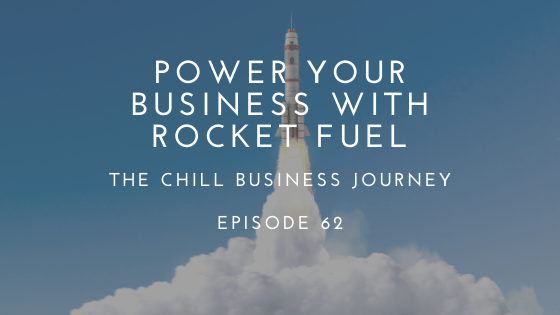Power your business with rocket fuel