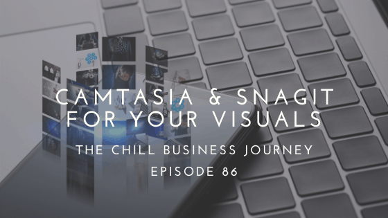 Camtasia & Snagit for your visuals